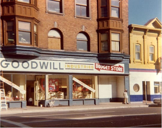 Retail innovation continued through the decades. Just last year, the first Goodwill Outlet, located in Sturtevant, features items not sold in our traditional Goodwill Store & Donation Centers and are sold by the pound to savvy customers looking for another great bargain.