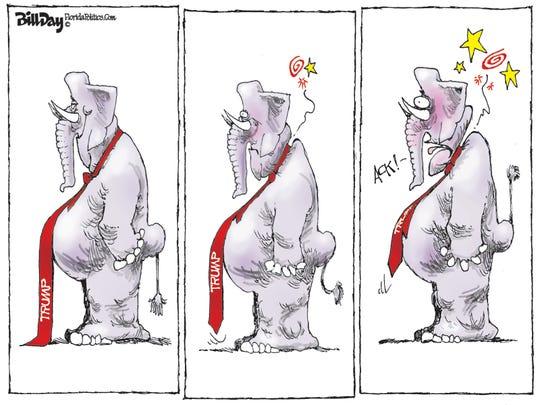 GOP feeling squeeze.