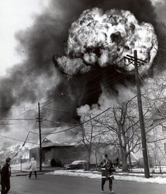 Six major 20th century North Jersey disasters you may not know about