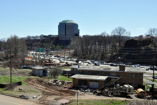 Route 3, Route 46, Valley rd & Notch/Rifle Camp rd interchange Improvement Project underway.The project hopes to be complete in 2022 and a cost over $200 million dollars in federal and State funds.