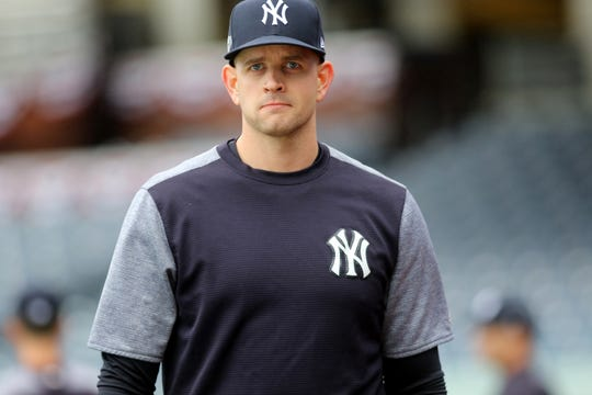The Twins will have to go throught James Paxton if they are going to win Game 1 of the ALDS, against the Yankees. Thursday, October 3, 2019