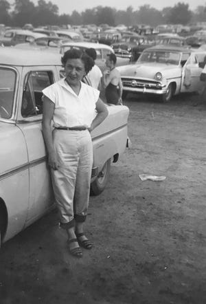 Regina Varrero was part of the generation that saw the first cars hit the roads.