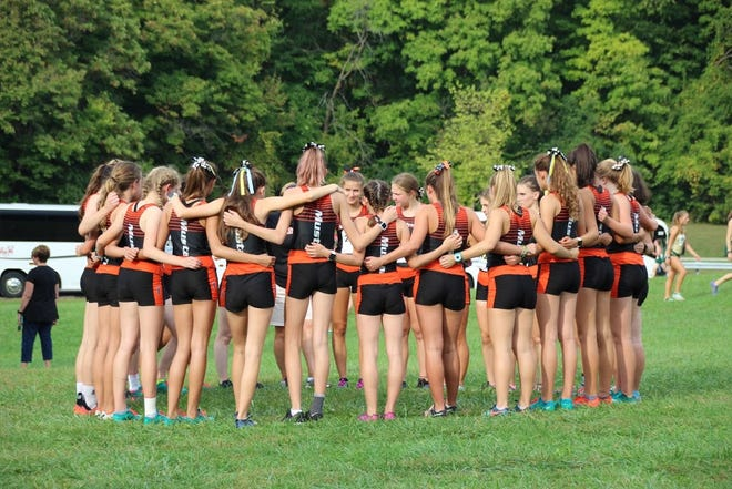 The Northville girls cross-country team remains undefeated after winning its latest tri-meet.