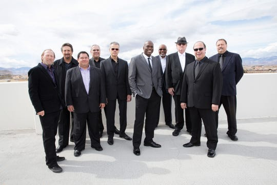 Tower of Power will perform at Agua Caliente Resort Casino Spa in Rancho Mirage on Nov. 2, 2019.