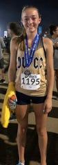 Desert Vista cross country runner Lauren Ping
