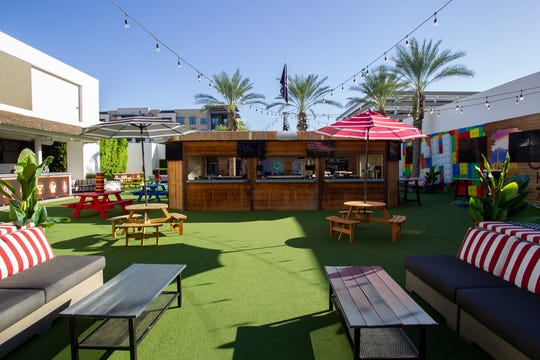 Clubhouse at Maya is scheduled to open Friday, Oct. 4. Carly Bowling/The Republic