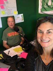 "Rudy Cooks and Christie Ontko are honoring their late friend, Patrick Myers, by continuing their new radio show, ""Rudy and the Island Girl"" on WPIB radio."