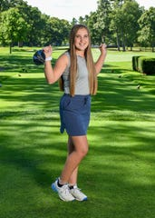 Port Huron Northern sophomore Madison Bajis will compete in Saturday's Drive, Chip and Putt regional at Oakland Hills in Bloomfield Hills.
