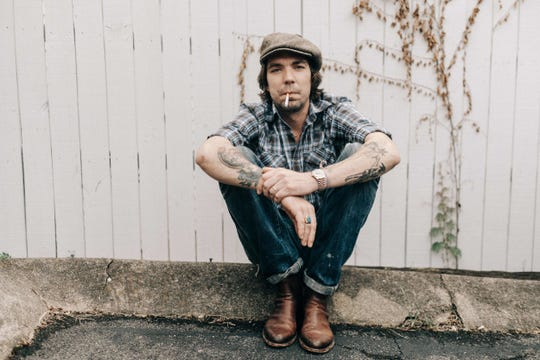 Justin Townes Earle will perform Saturday at the Capitol Theatre.