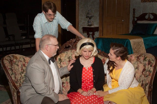 """The Belmont Theatre presents """"The Haunting of Hill House,"""" Oct. 18-27."""