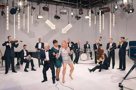Pink Martini will perform Oct. 14 at the Strand Theatre.