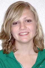 Abby Smith, pictured in 2011, was a two-sport all-star at Bermudian Springs. She was killed in Wyoming on Tuesday.