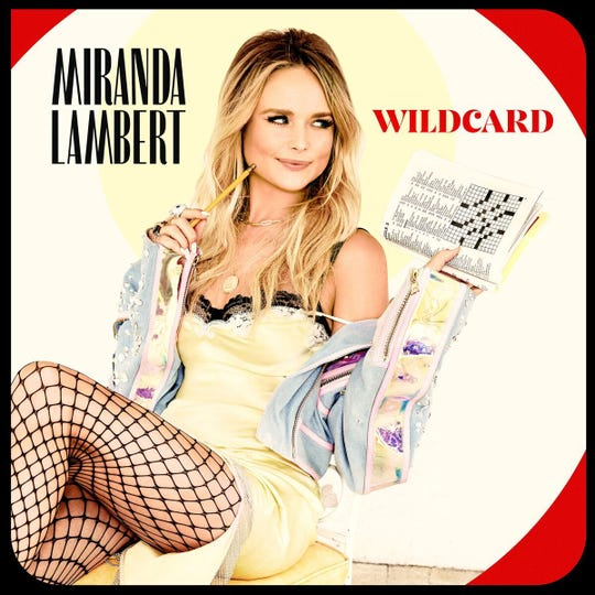 Miranda Lambert will perform five songs from her new album, Wildcard, Saturday in the CenturyLink Center.
