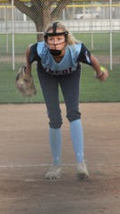 Lincoln pitcher Taylor Raak