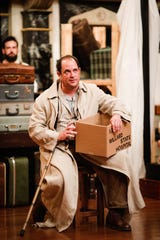 David Anthony Lewis in The Willard Suitcases by Julianne Wick Davis. Directed by Ethan McSweeny.