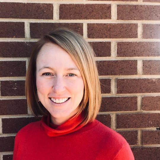 Monique Ellsworth, new executive director of Second Harvest of the Big Bend.