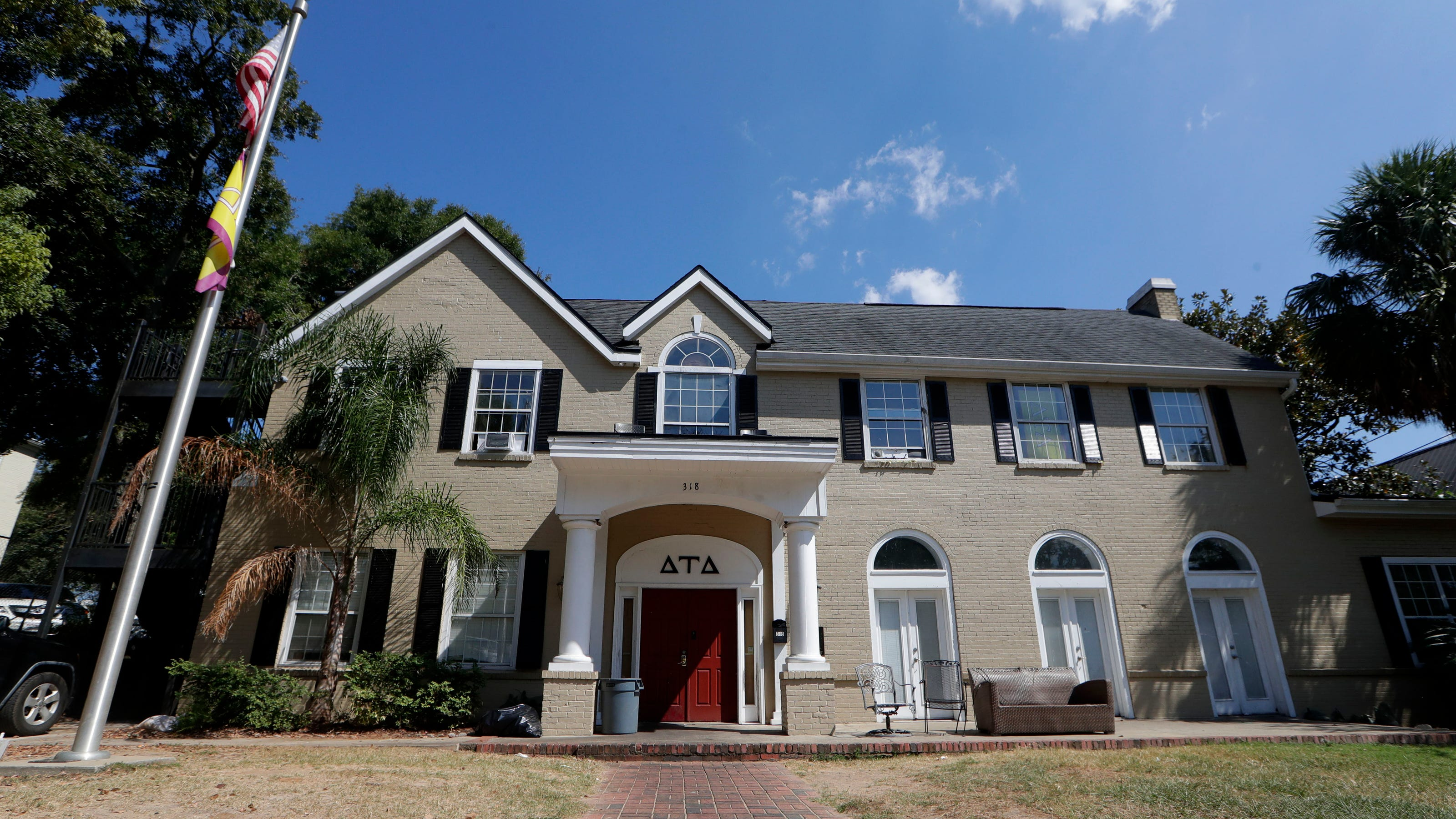 FSU Hazing: Delta Tau Delta Pledges Subjected To Physical