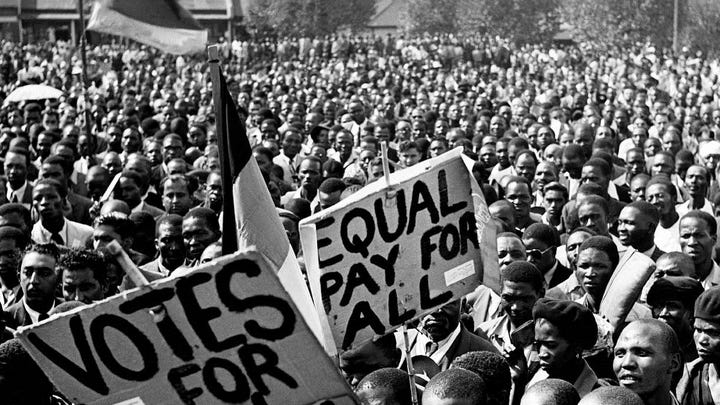 'State Against Mandela' rediscovers voices in Apartheid struggle