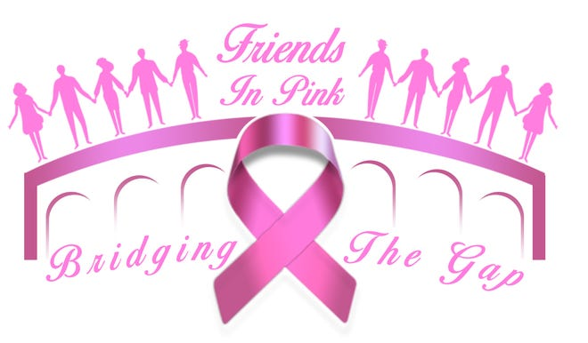 """The Friends In Pink Luncheon, going by thetheme """"Friends Bridging the Gap,""""will be from 11:30 a.m. to 2:30 p.m. Oct. 26at the St. Lucie Trail Golf Club, Port St. Lucie."""