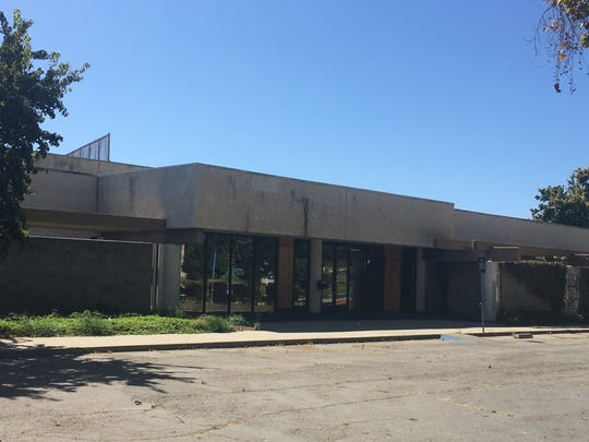 The site of the former Ventura County Star building on Ralston Street in Ventura will become the county's new Veterans Affairs Clinic.