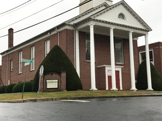 During a press conference on Oct.3, 2019, Clarkstown Supervisor George Hoehmann announced Clarkstown's acquisition of Grace Baptist Church.