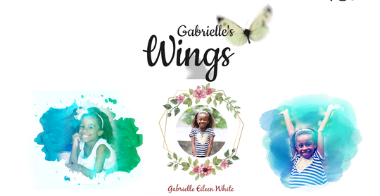 Website for Gabrielle's Wings, the fund Michelle Hord established in memory of her daughter