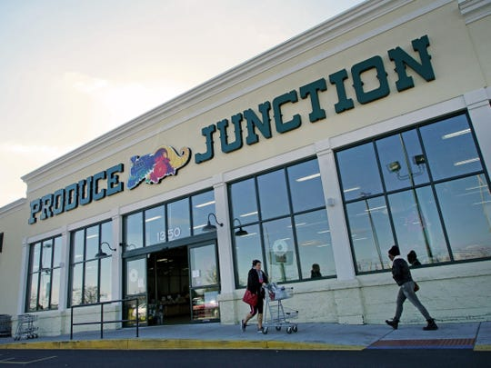 Produce Junction in Dover sells low-cost fruits, vegetables, flowers and plants.