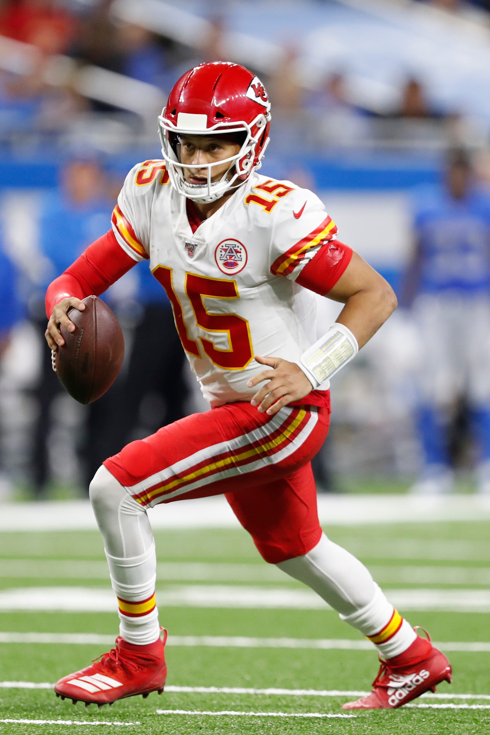 Patrick Mahomes and Aaron Rodgers? Young QBs looking like greats