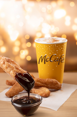 McDonald's is adding a new seasonal drink and bringing back Donut Sticks with a new chocolate dipping sauce.
