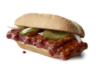 McDonald's McRib is coming back for a limited time.