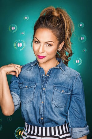 Comic Anjelah Johnson is currently performing on her Technically Not Stalking tour.