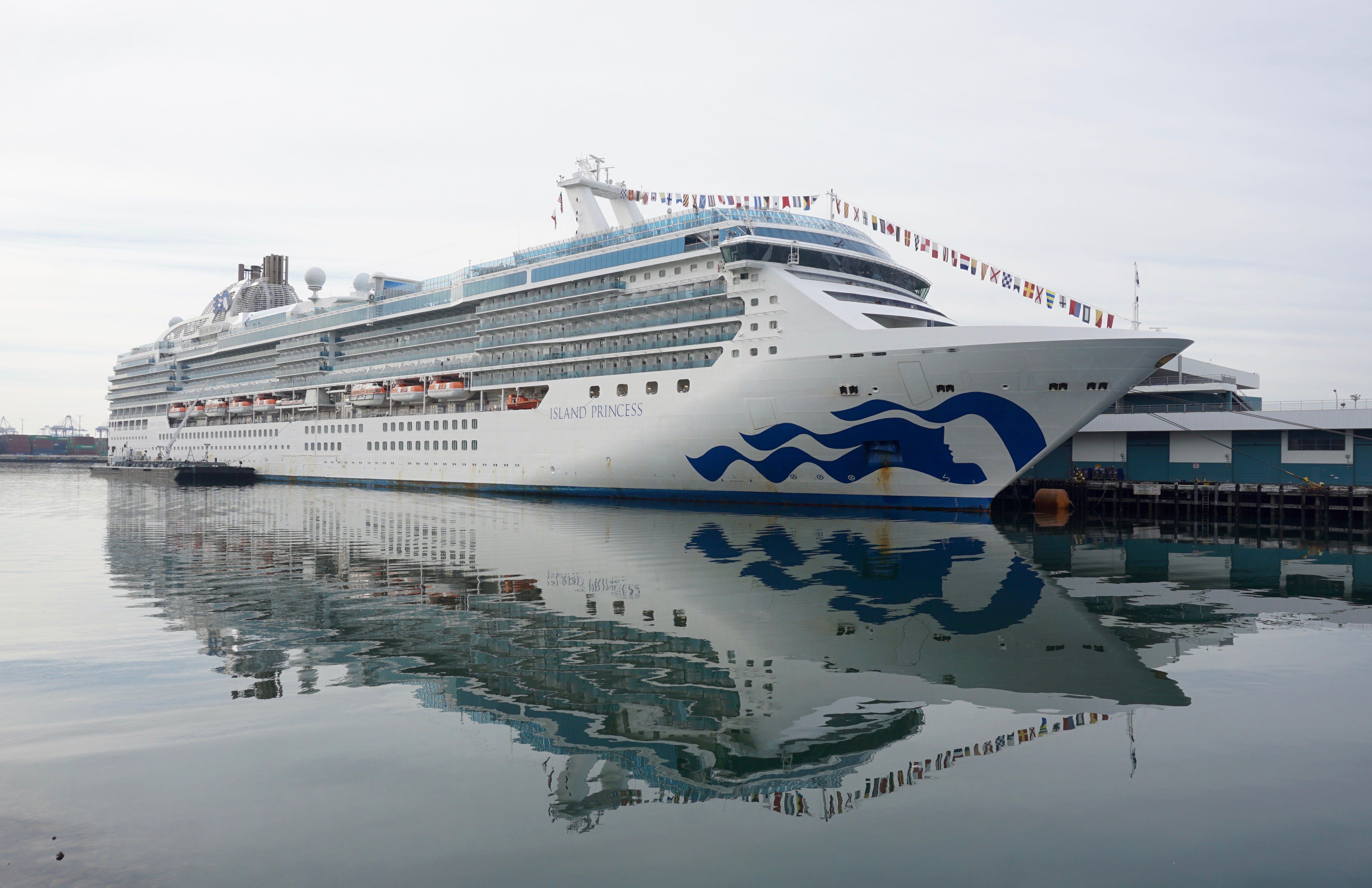 Cruise ship tours: Take a look inside Princess Cruises' Island Princess