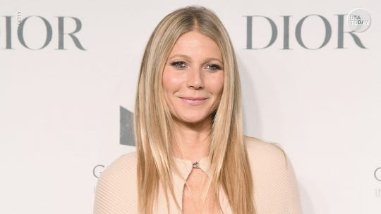A 'very humbled' Gwyneth Paltrow accepts amfAR honor, speaks of finding courage after 40