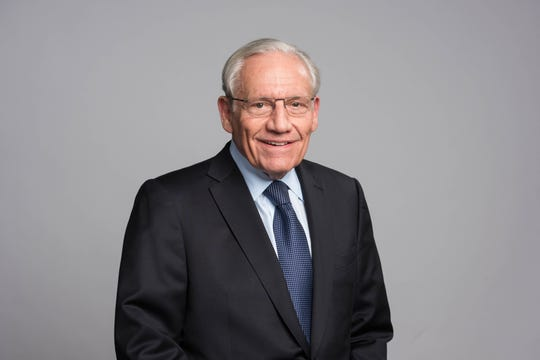 Journalist Bob Woodward photographed in New York on Sept. 10, 2018.