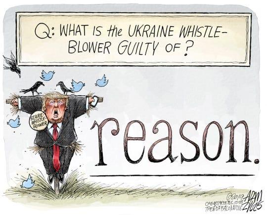 Ukraine whistleblower