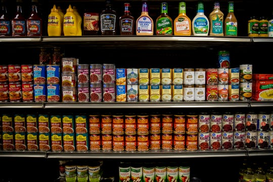 Fuel NKU is a food pantry at Northern Kentucky University that is open for students Monday, Wednesday and Thursday.