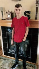 Waukee police are asking for help locating 14-year-old Trey Stutzman, pictured in this undated photo.