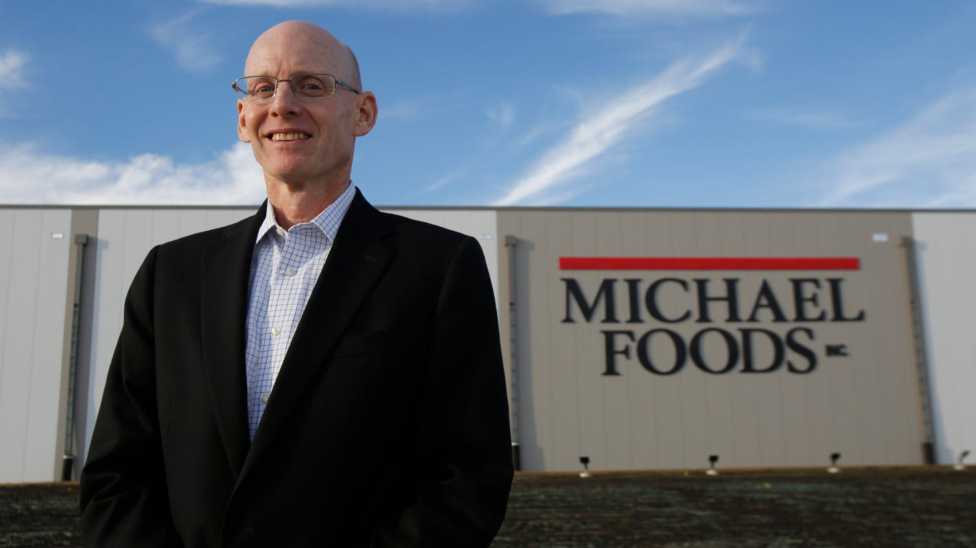 Michael Foods opens production facility in Norwalk, expects to hire 270 new employees