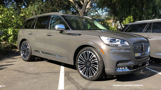 The Lincoln Aviator luxury SUV just went on sale.