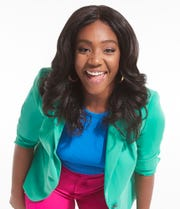 "Comedic superstar Tiffany Haddish hosts and executive produces a new iteration of the classic variety show ""Kids Say the Darndest Things,"" premiering on ABC. (Mary Ellen Matthews/ABC/TNS)"