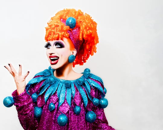 Bianca del Rio performs at the Royal Oak Music Theatre Oct. 12.