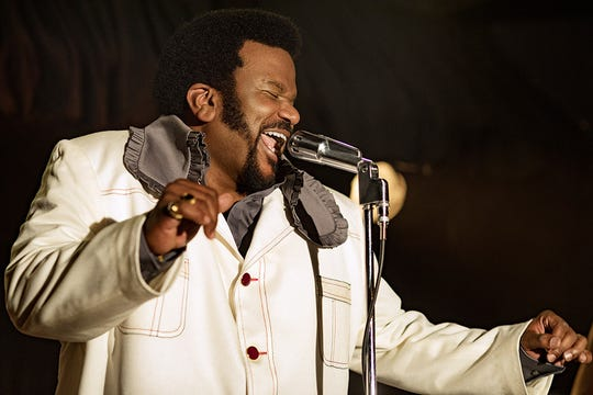 """Craig Robinson in """"Dolemite is My Name."""""""