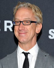 """This Feb. 9, 2016 file photo shows actor Andy Dick at the world premiere of """"Zoolander 2"""" in New York. Dick has been charged with groping a driver from a ride-hailing service."""