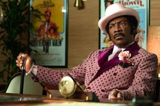 "Eddie Murphy in ""Dolemite is My Name."""