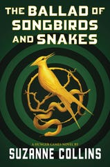 """""""The Ballad of Songbirds and Snakes,"""" a Hunger Games novel by Suzanne Collins."""