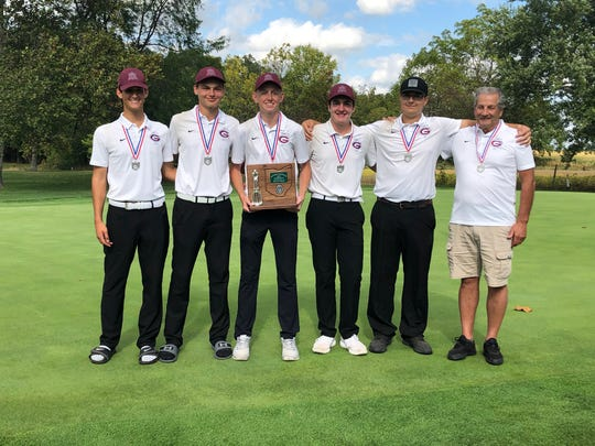 Genoa finished second at the district tourney at Sycamore Springs to advance to state.