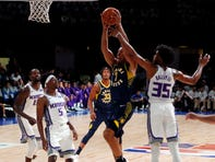 Dynamic offense sparks Pacers' comeback to beat Kings in preseason opener in India