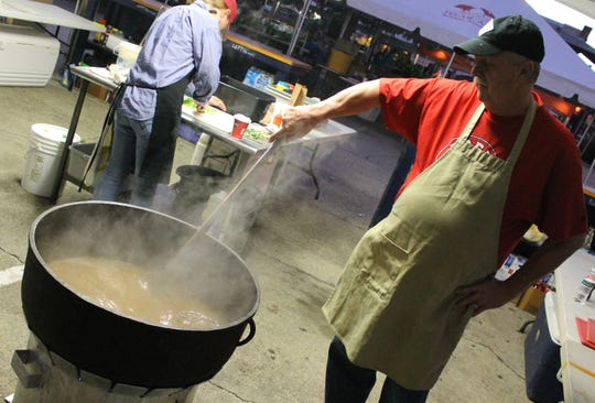 The 30th annual World Championship Gumbo Cookoff will be held Sunday, October 13 in New Iberia.