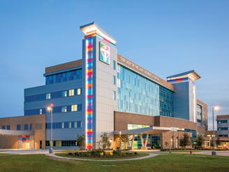 New children's hospital aims to serve kids statewide