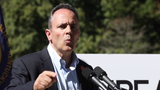 Kentucky Governor Matt Bevin lambasted media to pressure democratic governor candidate Andy Beshear on his thoughts on Trump's impeachment inquiry.